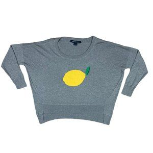 French Connection Lemon Sweater